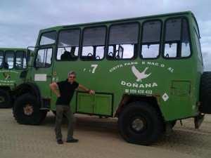 Doñana Trip